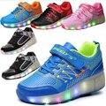 Детские Jazzy Юниоров роликовых коньках shoes for baby кроссовки с колесиками EUR размер 28-43