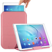 Case Sleeve For Sony Xperia Tablet Z Z2 Protective Shell Smart Cover Leather PU Tablet For