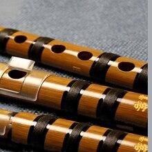 Для взрослых начинающих нулевой основе свисток флейта дети Банг di F маленькие отверстия G dizi 6 Профессиональная бамбуковая флейта