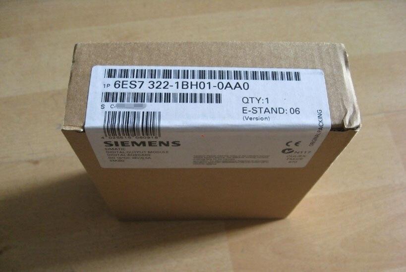 SIMATIC S7 6ES7322-1BH01-0AA0 6ES7 322-1BH01-0AA0 PLC Module
