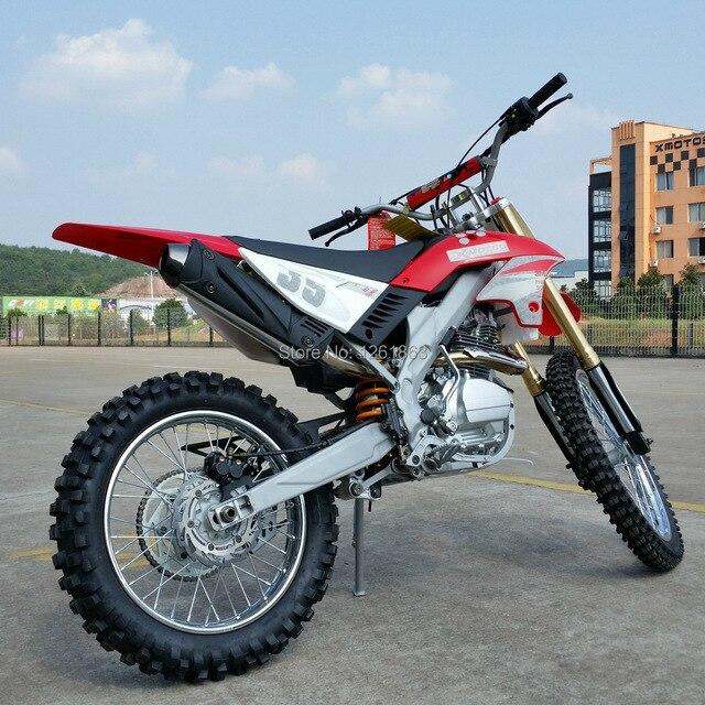 250cc pas cher dirt bike vendre shdb 023 dans de sur. Black Bedroom Furniture Sets. Home Design Ideas
