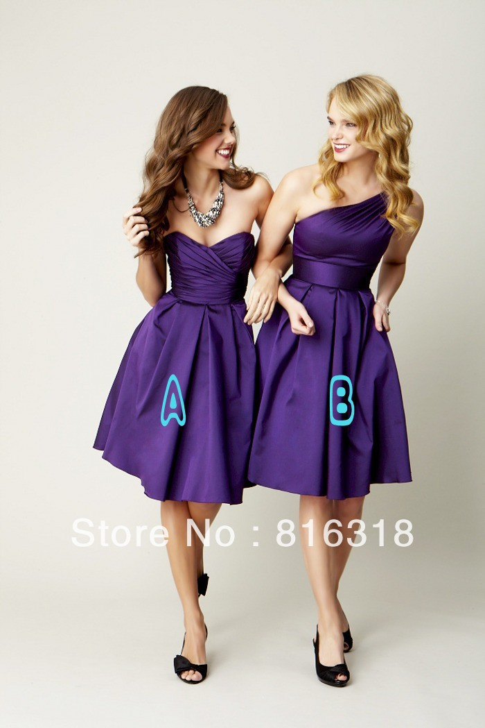 Online Get Cheap Junior Purple Dresses -Aliexpress.com | Alibaba Group