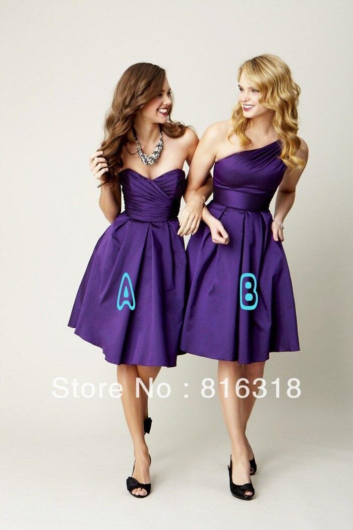 Vestidos cortos para damas de honor 2014 – Catálogo de fotos de ...