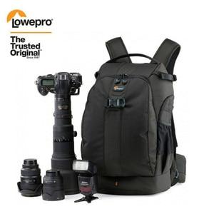 Image 1 - Hurtownie nowa oryginalna Lowepro Flipside 500 aw FS500 AW ramiona torba na aparat torba na aparat antykradzieżowy