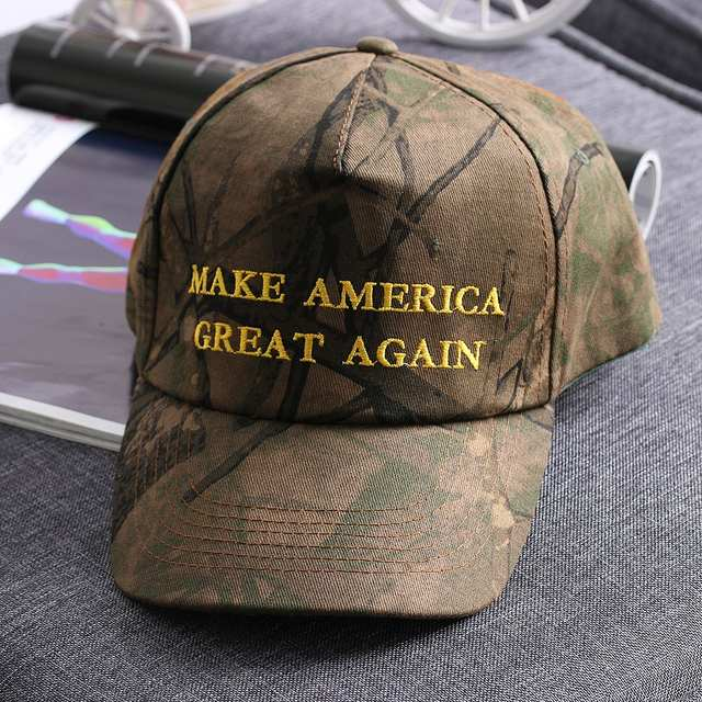 placeholder 1PC Unisex Adjustable Republican Donald Trump MAKE AMERICA  GREAT AGAIN Camo Cotton Cap Hat Presidential Candidates 4b353ef8aed3