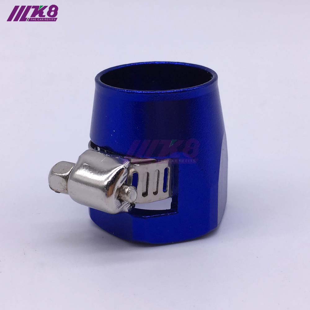 An8 8an an 8 45 degree reusable swivel ptfe hose end - Universal Hose Clamp An4 An6 An8 An10 Fuel Oil Water Tube Hose
