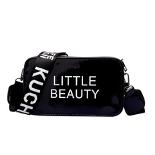 Hot Sale Summer Women Letter Shoulder Bags Female Handbag PU Messenger Bags For Lady Exquisite Crossbody PVC Bag стоимость