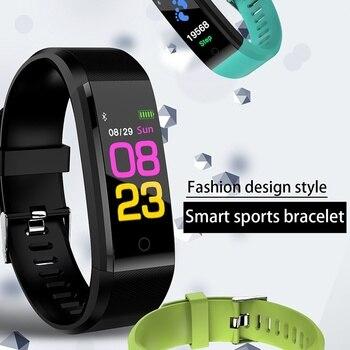 5e70f077d45f Lo más nuevo portátil KOSPET V12 SmartWatch Monitor de oxígeno de presión  arterial IP67 pulsera ...