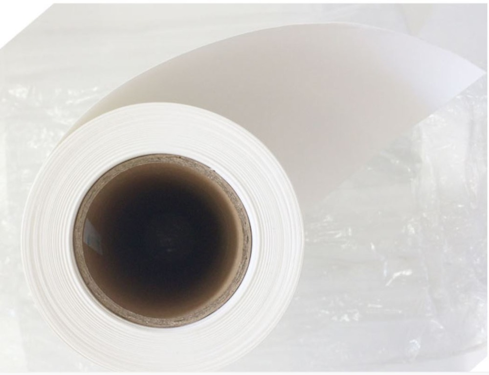 Free Shipping 30cmx100cm High-Quality Printable Vinyl Digital Printable PVC Eco Solvent Ink Of Printer T-shirt Printing Press