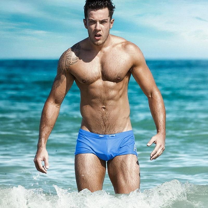 Gay boys swimming