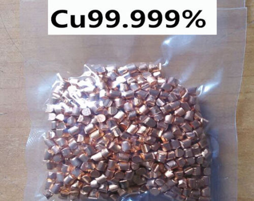 100g 99.999% Copper metal spheres element 29 sample-in Magnetic Materials from Home Improvement    1