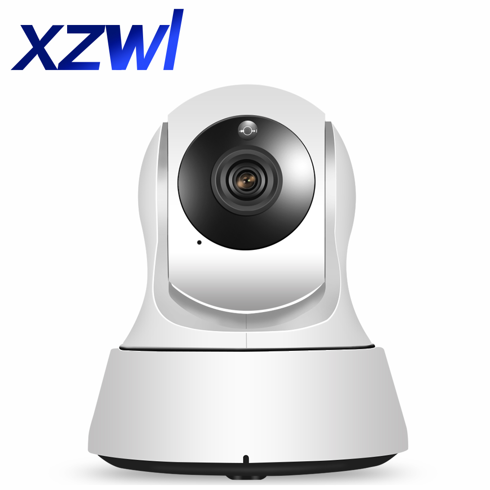 WiFi Wireless HD 720P IP Camera IR Night Vision Two Way Audio Indoor Baby Monitor Surveillance CCTV Camera Home Security System