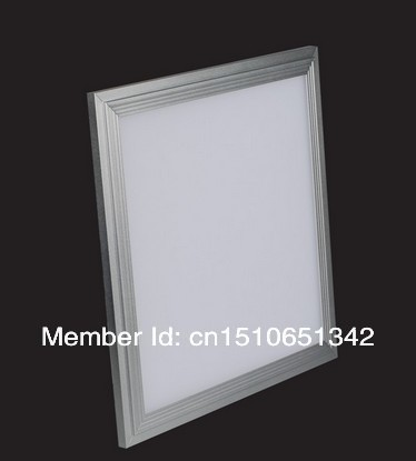 led panel 600x600 48w 3014smd LED panel lamp Ceiling licht lampe indoor kitchen light 85V~265V warranty 2 years CE RoHS free shipping hot selling ce rohs fcc approval 60x60 led panel 600x600mm 50w 3mm lgp led ceiling panel light super brightness
