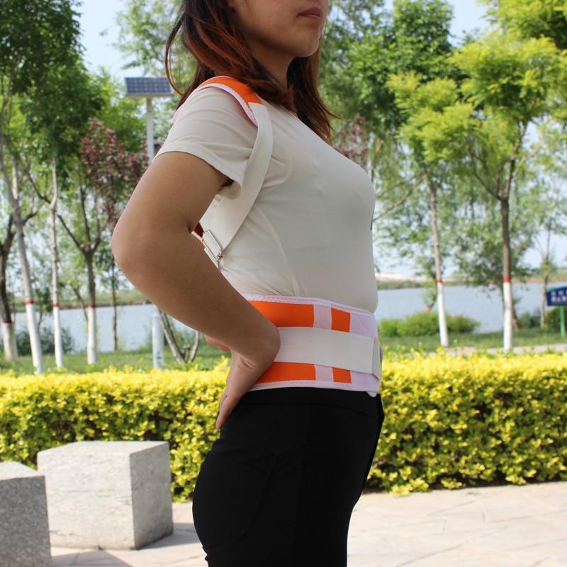 Women&Men Braces Supports Back Corrector Belt Posture Corrector For Women Adjustable Therapy Back Support Brace BK03