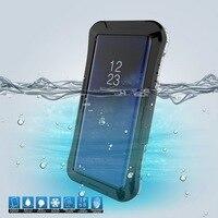 Original Waterproof Cover For Samsung Galaxy Note 8 Case Outdoor Shockproof Case For Samsung Note 8