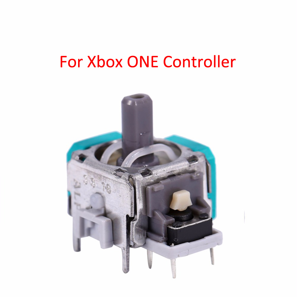 US $1 99 40% OFF|Gen Game 3D Analog Stick Sensor Repair Parts Joystick  Handle Non Original Replacement For Microsoft XBOX ONE Controller-in