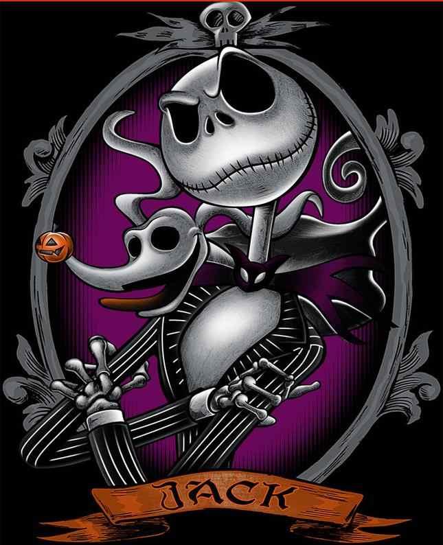 5d Diy Diamond Embroidery Jack Halloween skulls Diamond Painting Cross Stitch Picture By number Mosaic Wedding decoration