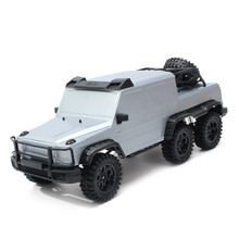 High Quality HG P601 1/10 2.4G 6WD RC Remote Control Radio Crawler RTR Toy Car RC Car for kids Toy