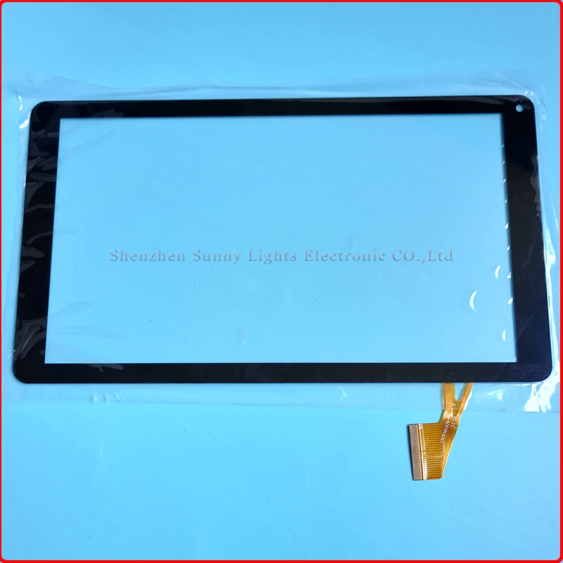 New replacement Capacitive touch screen digitizer panel sensor For 10.1'' inch Tablet VTCP101A79-FPC-1.0 Free Shipping black new for capacitive touch screen digitizer panel glass sensor 101056 07a v1 replacement 10 1 inch tablet free shipping