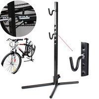 Heavy Aluminum Alloy Bike Repair Stand Adjustable Fold Bike Rack Holder Storage Bicycle Stand Bicycle Maintenance Repair Tools