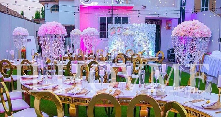 10 шт./лот 68 см высокий хрустальный Акриловые свадьбы центральным/акрил свадебный торт стенд/цветок стенд/свадьбы столб украшение стола