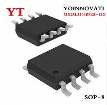 50 шт./лот MX25L3206EM2I 12G SOP 8 MX25L3206EM2I MX25L3206E MX25L3206 25L3206E 25L3206 IC FLASH 32 Мбит 86 МГц 8SOP