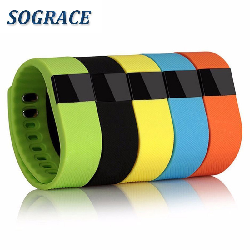 10PCS Fitness Tracker TW64 Wholesale Bluetooth Smartband Sport Bracelet Smart Band Wristband Pedometer For  IOS Android