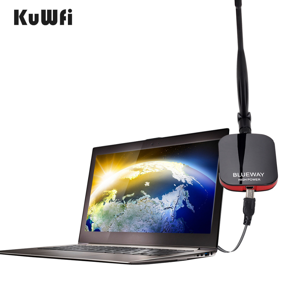 BlueWay N9000 Wireless USB adapter Free Internet High power Long Range USB WiFi 150Mbps with wifi