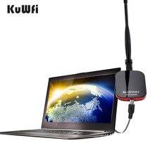 BlueWay N9000 Беспроводной usb-адаптер Бесплатный Интернет Высокая мощность Long Range USB WiFi адаптер 150 Мбит с wi-fi антенны 60dbi Wi-Fi декодер