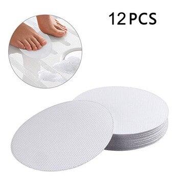 12/24 Anti-Slip Bath Grip Stickers Non-Slip Flooring Safety Bath Tub Shower Strips Tape Mat Applique Bathroom Accessories