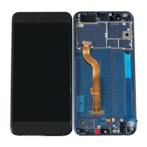 """Image 3 - 5.2"""" Original M&Sen For Huawei Honor 8 FRD L02 FRD L14 FRD L19 FRD L09 LCD Screen Display+Touch Panel Digiziter Frame For Honor8"""