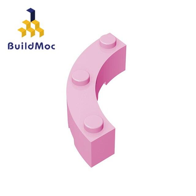 Buildmoc 48092 4X4 Voor Bouwstenen Onderdelen Diy Logo Educatief Creative Gift Speelgoed