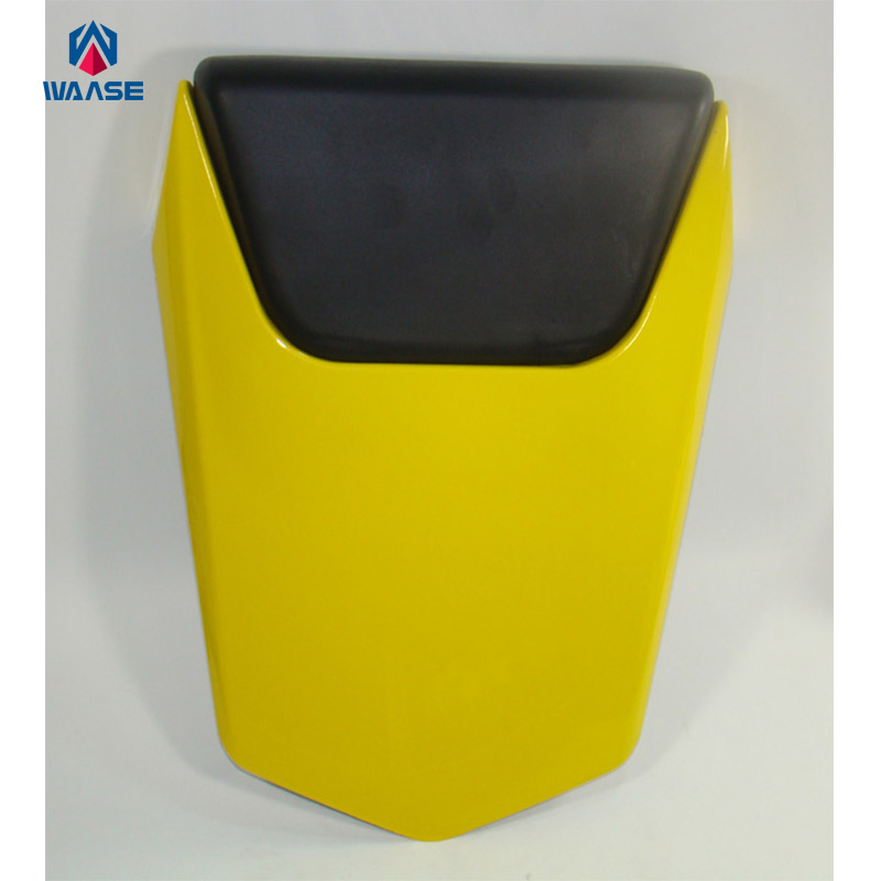 Motorcycle Parts Rear Seat Cushions Cover Tail Section Fairing Cowl Yellow For 2000 2001 Yamaha YZF R1 Accessories