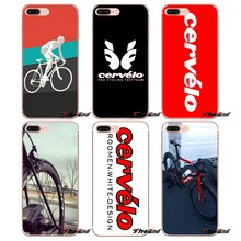 Cervelo Bike Team Bicycle Cycling TPU Case For iPhone X 4 4S 5 5S 5C SE 6 6S 7 8 Plus Samsung Galaxy J1 J3 J5 J7 A3 A5 2016 2017(China)