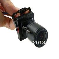 Mini HD 700TVL CMOS 2 8 12mm Manual Focus Zoom Lens CCTV Security Color Camera