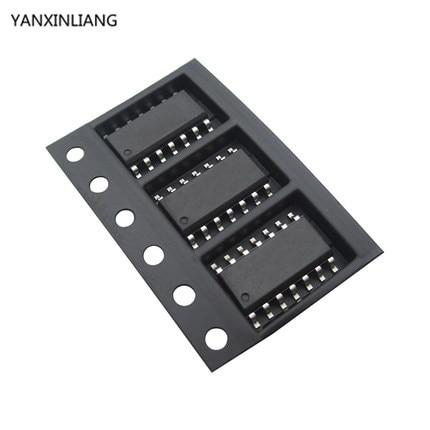 10pcs LM239 LM239DR LM239DT SOP-14 Comparators
