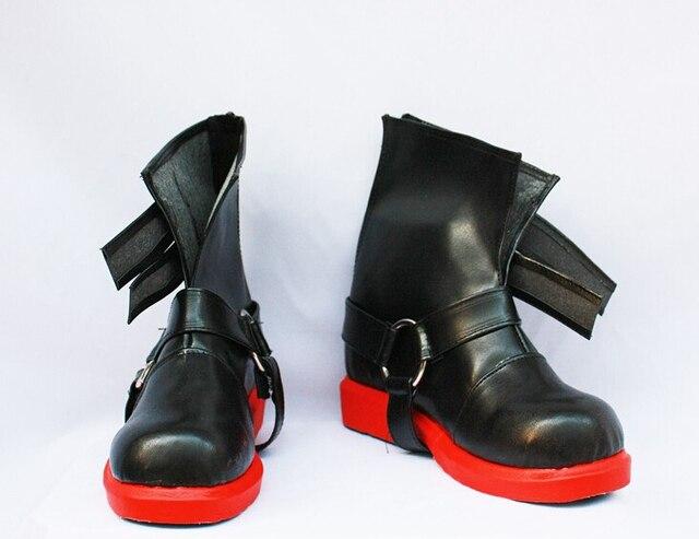 Zapato de encargo! Fullmetal Alchemist Edward Elric patea los zapatos