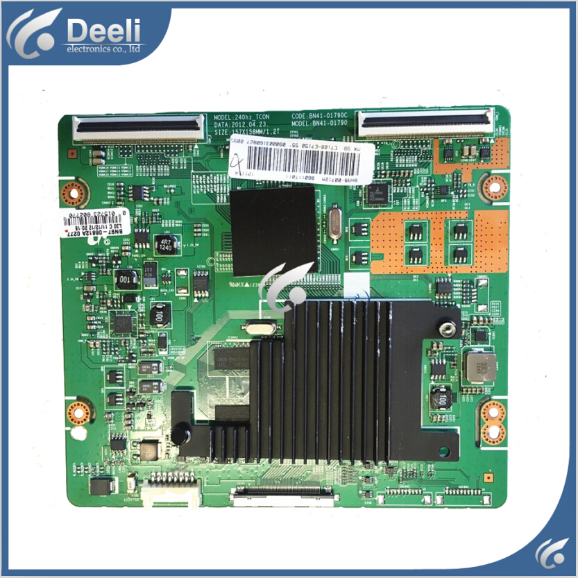 цена good Working original 95% new used for UA55ES8000J logic board BN41-01790C BN41-01790 LTJ550HQ16-H