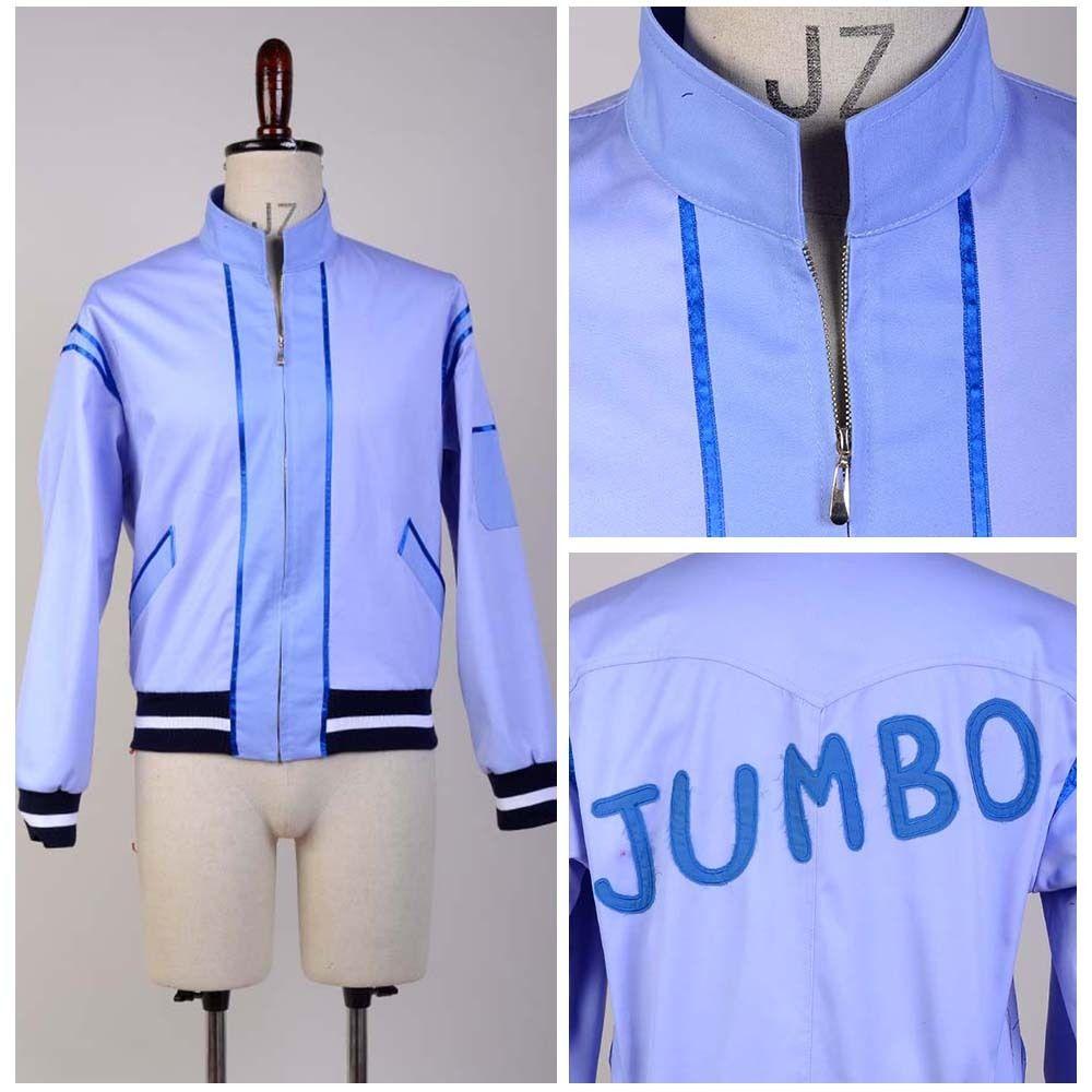 Przestępczości Busters Bud Spencer Wilbur Walsh jednolite Jumbo płaszcz kurtka Cosplay kostium w Kurtki od Odzież męska na  Grupa 1