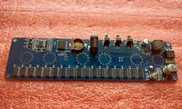 DIY in14 in4 Nixie Tube Clock digital LED clock gift circuit board kit PCBA, No tubes