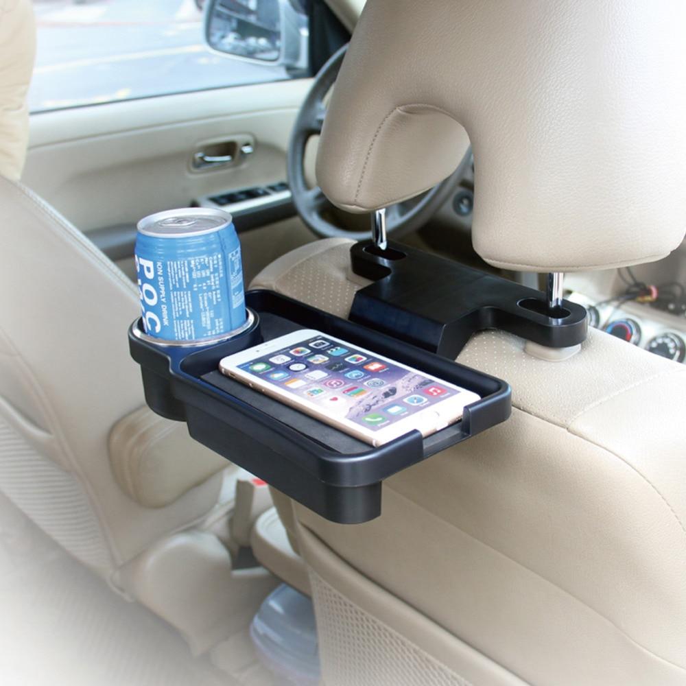TIROL t22804 автомобиль Назад заднего сиденья нескольких лоток напиток Еда Кубок лоток держатель подставки стол Авто Путешествия лоток сзади си... ...
