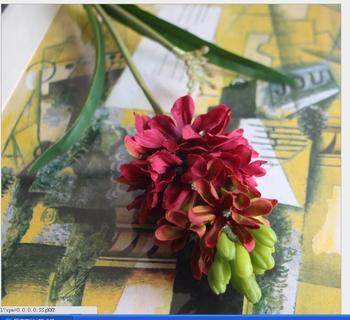 10pcs Korean hyacinth 5 colors  simulation flowers artificial flowers simulation plants Wedding decoration