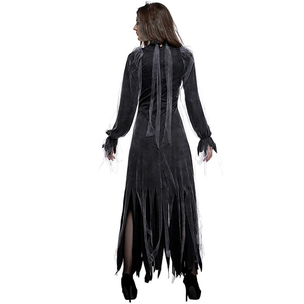 Halloween New Horror Cemetery Bride Costume Ghost Zombie Costume Party Stage Vampire Demon Costume Cosplay Skeleton Costumes