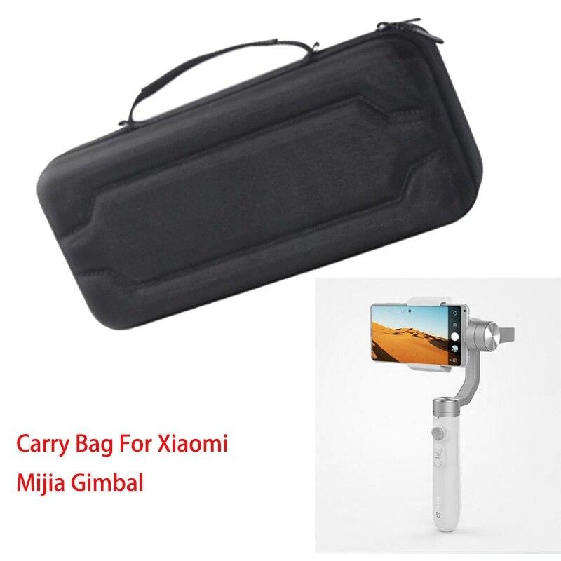 Date Portable Sac À Main Carring Cas Sac pour Xiaomi Mijia 3 Axes De Poche Cardan Stabilisateur Accessoires
