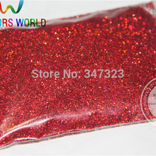Glitter-Nail-Tools Art-Decoration Sequins Holographic Red-Color Laser