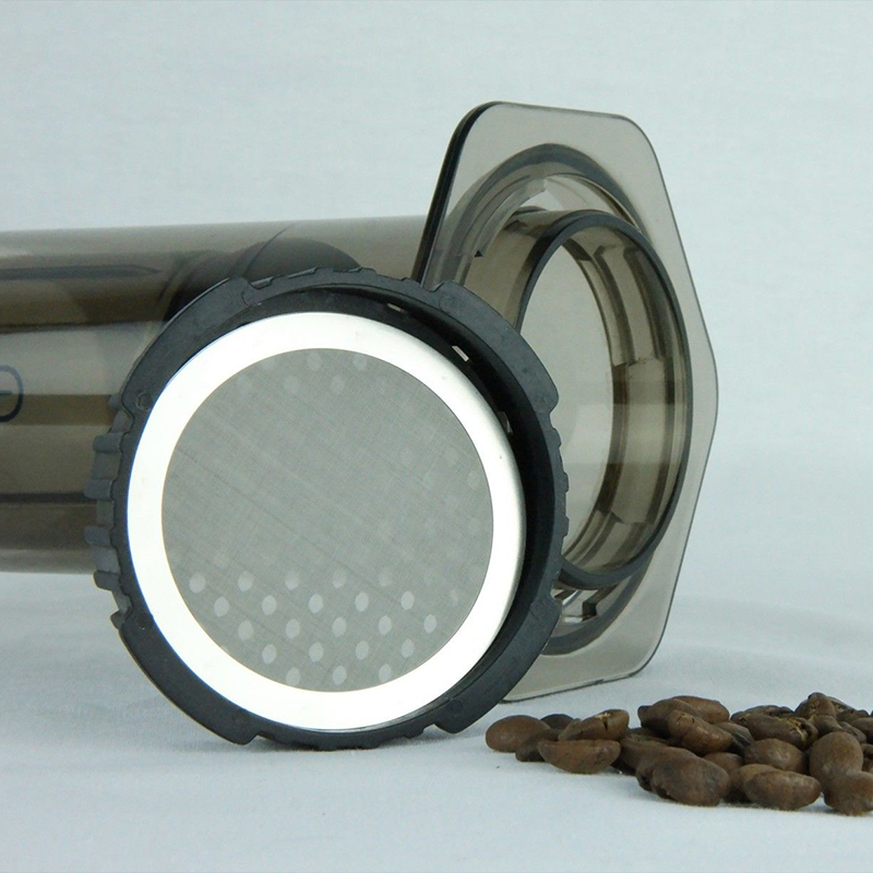 Ультратонкий металлический фильтр для кофе многоразовый фильтр из нержавеющей стали многоразовый капельница для кофе капсульные фильтры ...