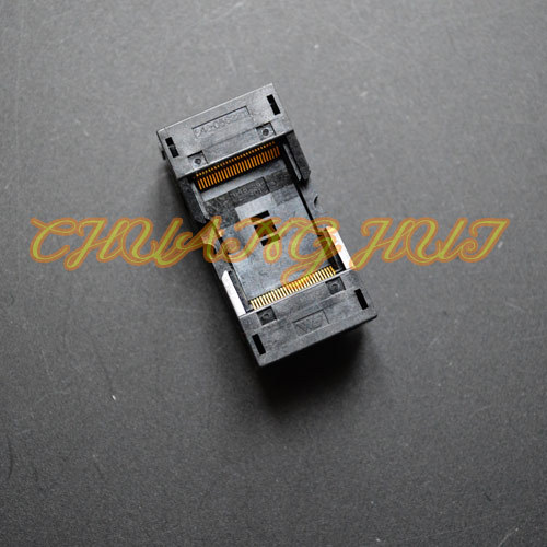 Тест 648-0562211 тест socket TSOP56 IC socket длина = 18.4 мм/20 мм Шаг = 0.5 мм