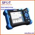 TR600 OTDR con 1310/1550nm 32/30dB Función de Ubicación Visual de Fallos De Fibra Óptica equipo de Prueba de comunicación De Fibra OTDR