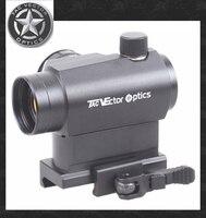 וקטור אופטיקה קומפקט מיני 1x22 Riser QD רפלקס Red Dot אקדח Sight fit 12GA AK 5.56 AR. 223 משלוח Picatinny רכבת חינם