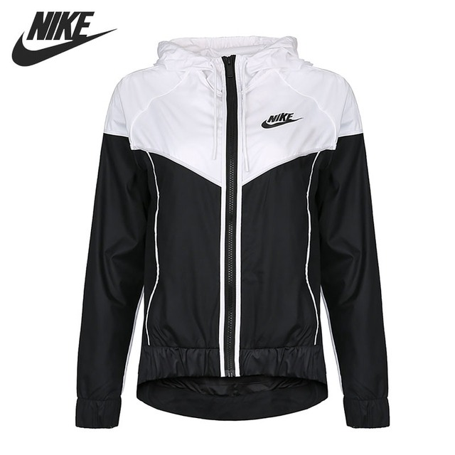 d26e151691b4 Original New Arrival 2018 NIKE Women s Jacket Hooded Sportswear-in ...